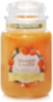 Orange Dreamsicle  Yankee Candle 50th an