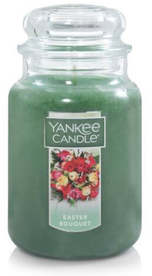 Easter Bouquet yankee candle wax addicts