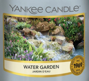 Water Garden  Yankee Candle Wax Crumble Pot 22g