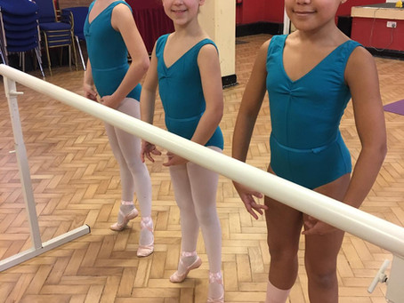 Pointe Work Preparation