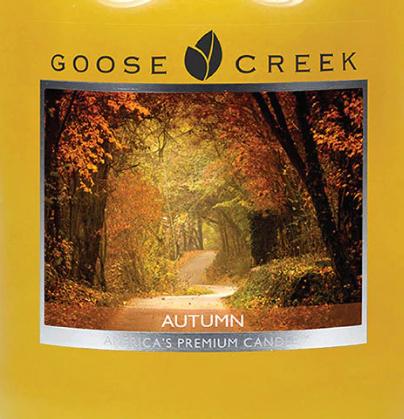 Autumn Goose Creek Wax Crumble Pot 22g