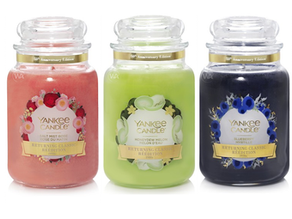 50th ANNIVERSARY FOR YANKEE CANDLE