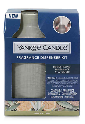 Yankee Candle Sage & Citrus Concentrated