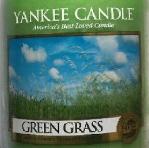 Green Grass USA Yankee Candle Wax Crumble Pot 22g