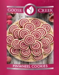 Pinwheel Cookies USA Goose Creek Wax Crumble Pot