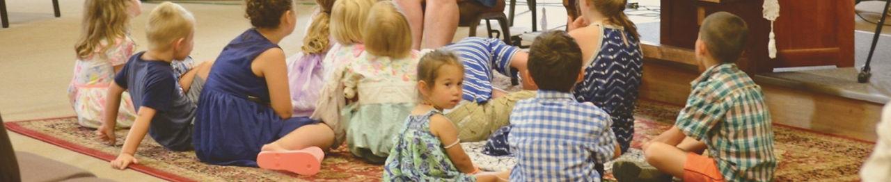 children kids church trinity fellowship