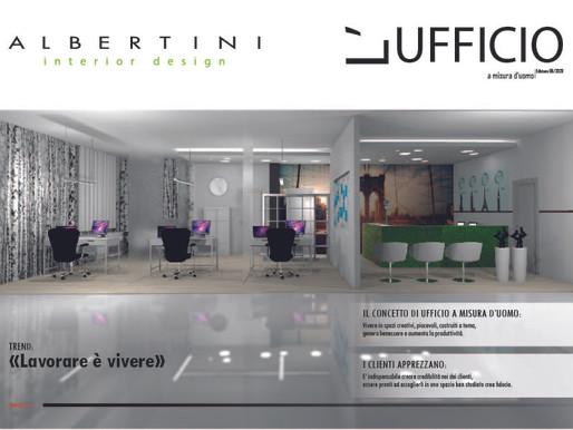 Albertini - Interior Design - L'Ufficio