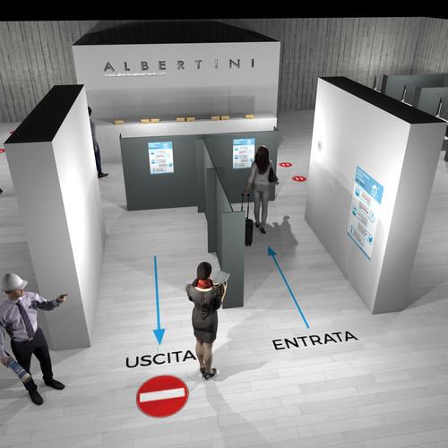 SEGNALETICA ENTRATA/USCITA
