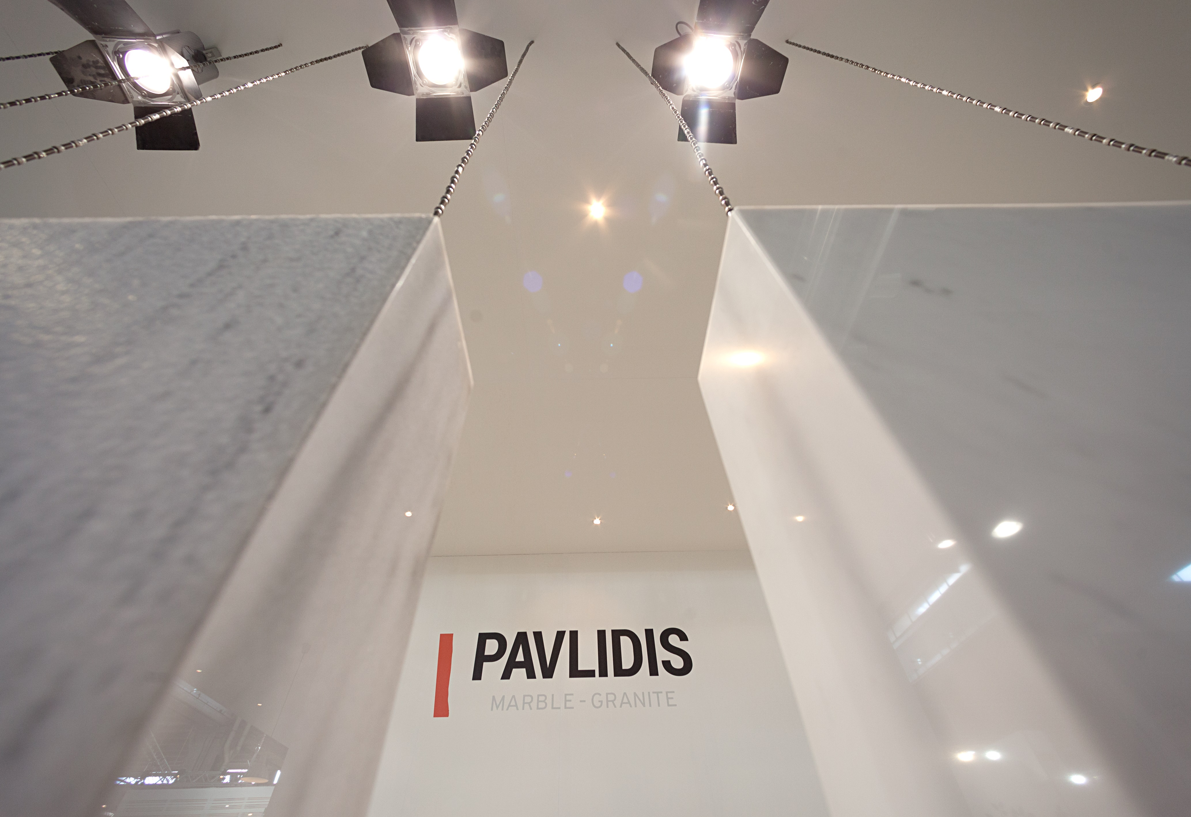 PAVLIDIS stand