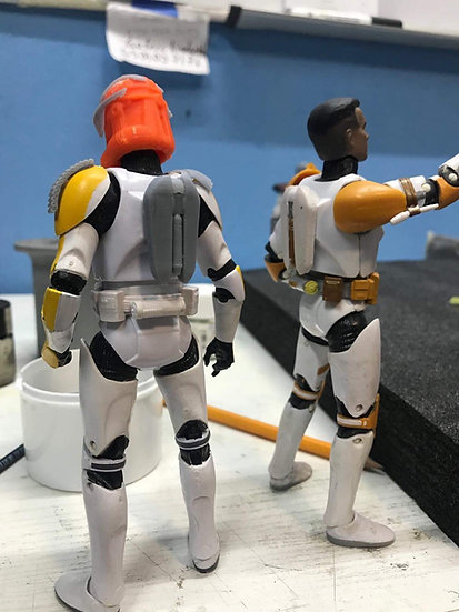 Jetpack for Clone Troopers