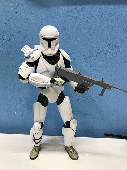 Republic Commando Sniper Armor Kit