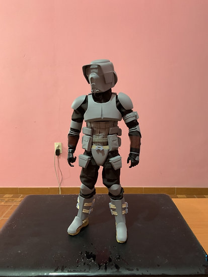 Clone Scout Trooper Armor Kit