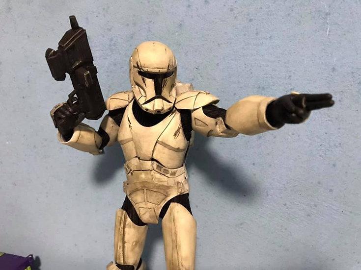 Republic Commando Base Armor Kit