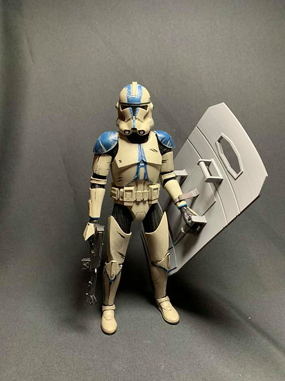 Clone Army Shield for 1/6