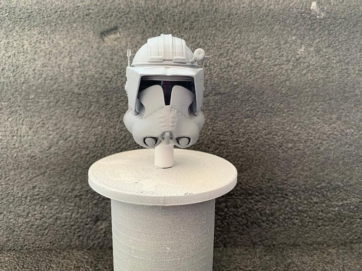 Clone Commander Helmet