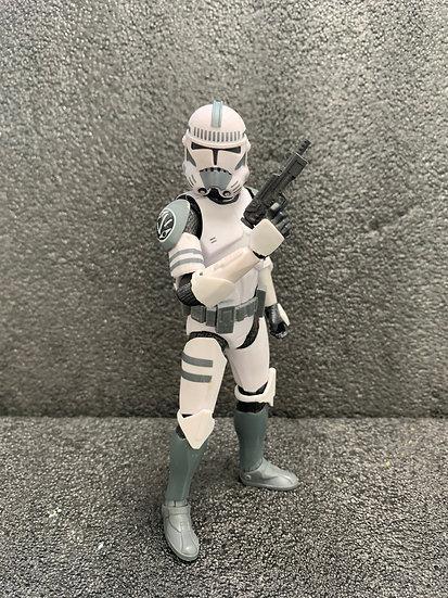"Old republic blaster for 6"""