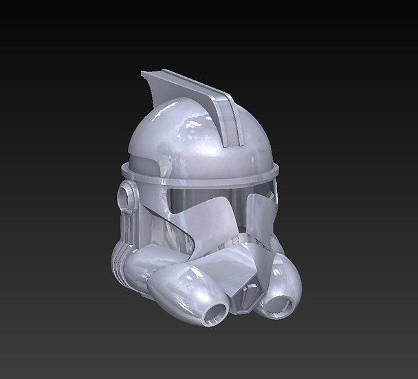 ARC trooper helmet for 1/12