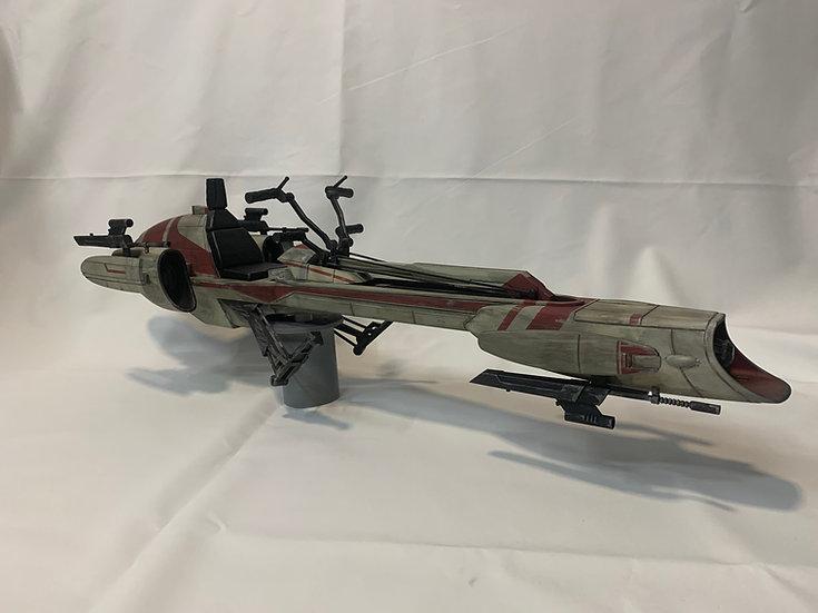 1/6th Scale BARC Speeder