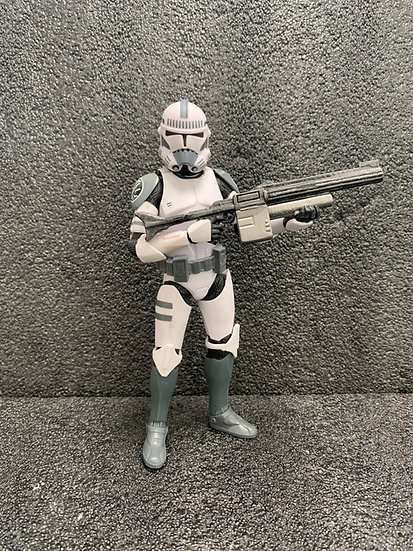 """Modified DC-15A blaster for 6"""""""