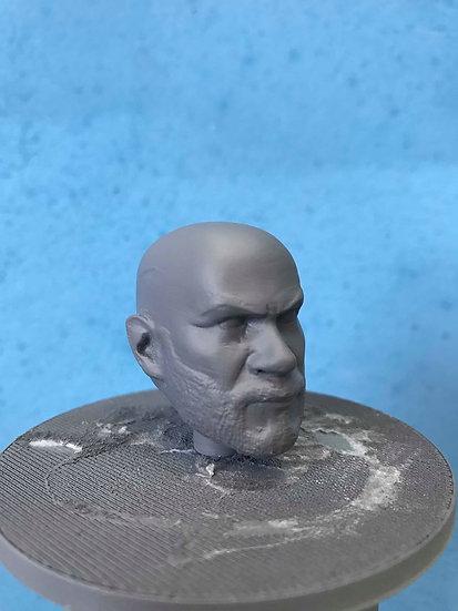 Old Captain Rex Headsculpt