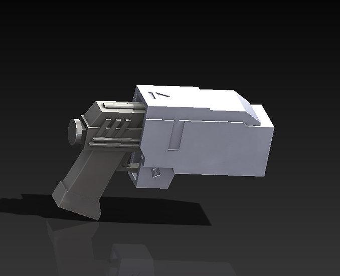 DC-17 Blaster pistol for 1/12
