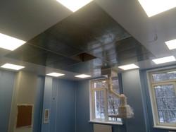 Ламинарный потолок