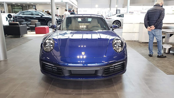 Porsche 911 Carrera 0KM