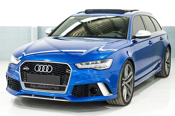 Audi RS6 - GRUPO FECHADO