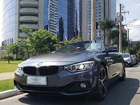 BMW 430 Cabrio - FOTOS REAIS
