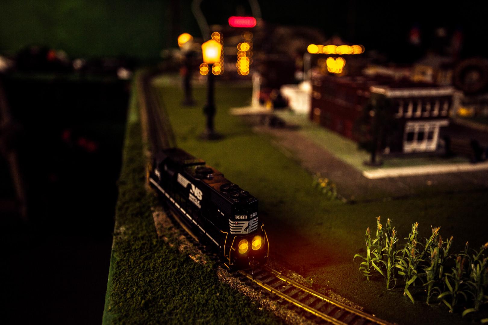 Brooke's Trains