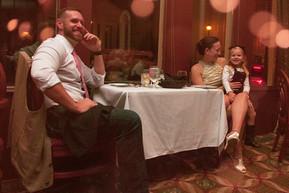 Wedding Dinner at the General Morgan Inn