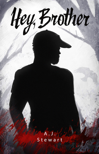 Hey Brother - Book Cover Art