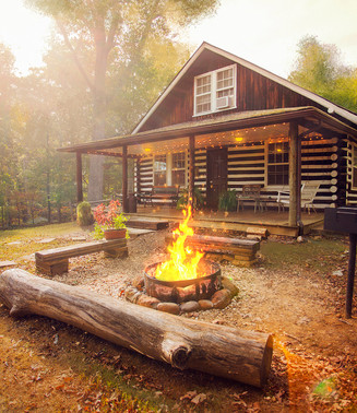 Log Cabin 2 Bedrooms Sleeps 8 lowres.jpg