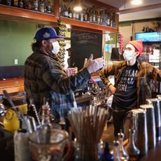 Eddie & Dean being Bartenders
