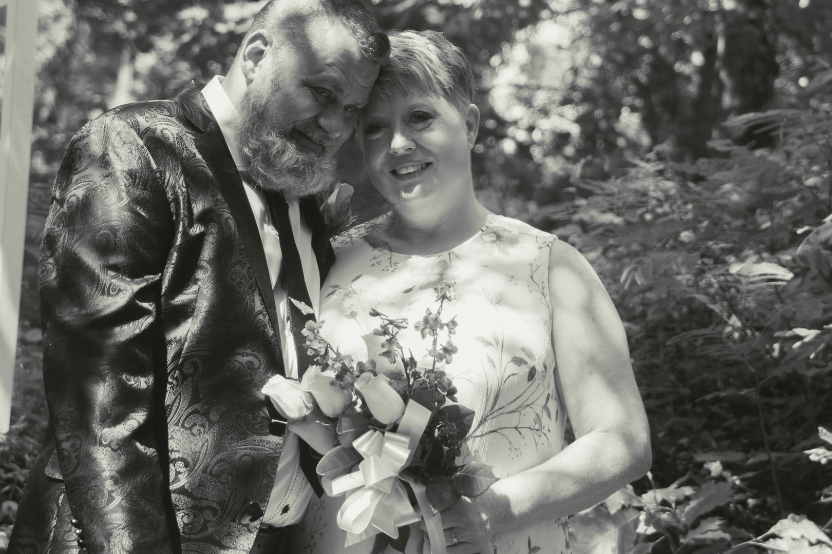 Eleanor and Ronald Wedding at Nolichucke
