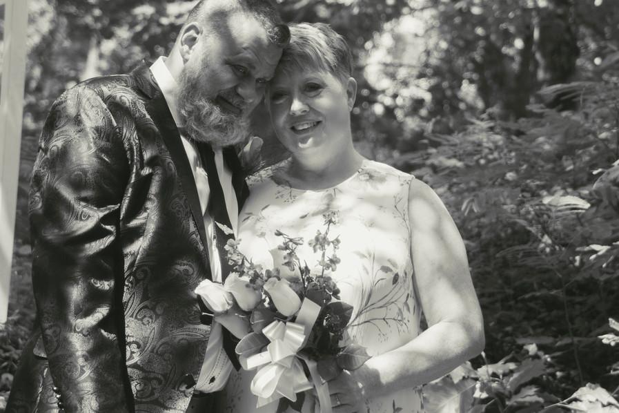 Eleanor and Ronald Wedding at Nolichucke