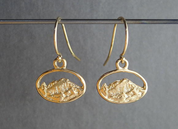 Longs Peak Earrings