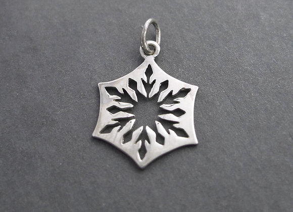 Concave Hexagon Snowflake