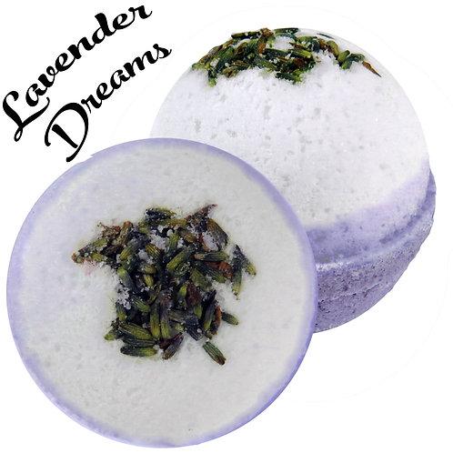 Lavender Dreams Bath Bomb