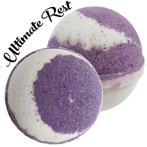 Ultimate Rest Bath Bomb