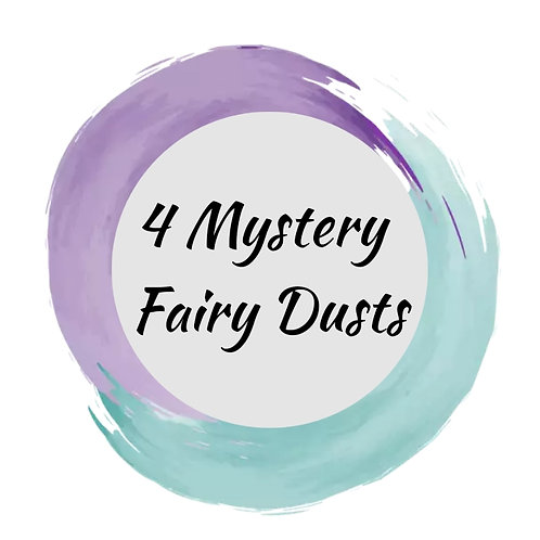 4 Mystery Fairy Dusts