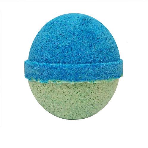 Colour Burst Bath Bomb - Frangipani & Chamomile