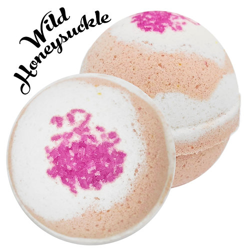 Wild Honeysuckle Bath Bomb