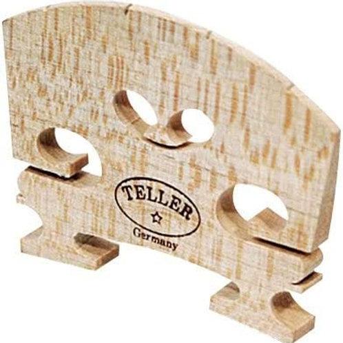 Puente para  Violín 4/4 Teller Deluxe