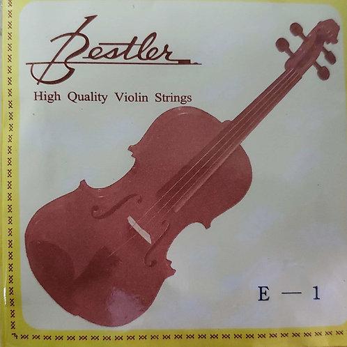 Cuerda Bestler para Violin