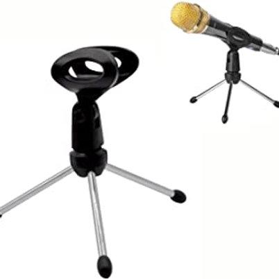 Stand de Mesa Tres patas p/Micrrofono