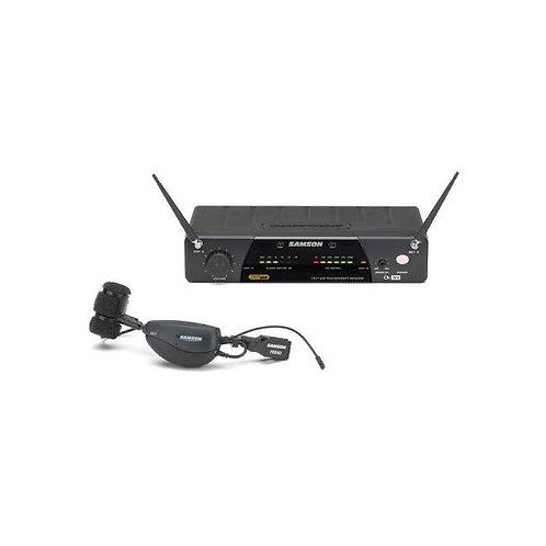 Microfono SAMSON  de Viento Inalambrico UHF Wireless  SW4-E1T