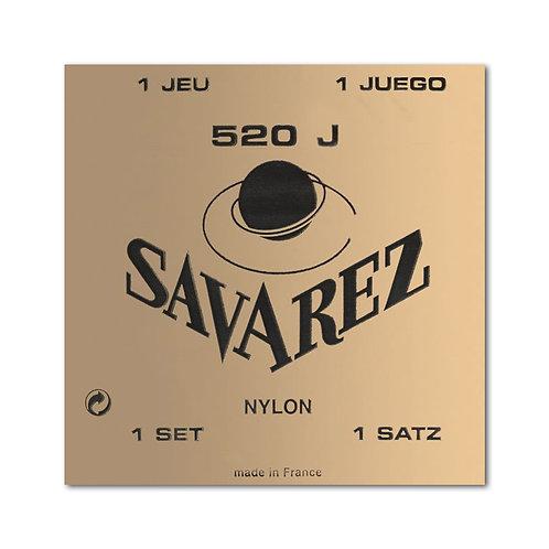 Cuerda SAVAREZ Nylon para Guitarra Clasica