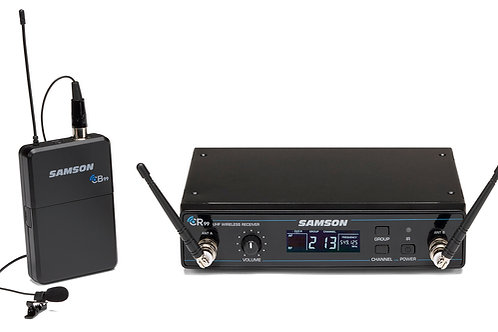 Microfono SAMSON p/ DJ Inalambrico UHF Wireless  BLM10-D