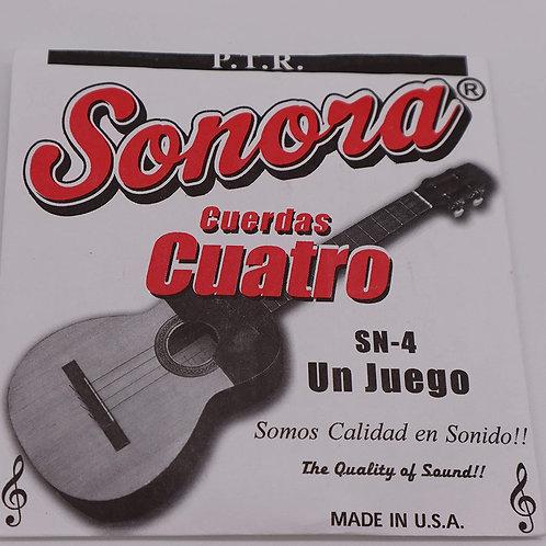 Cuerda SONORA SN04 p/ Cuatro